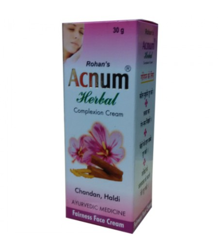 Acnum Herbal Complexion Cream