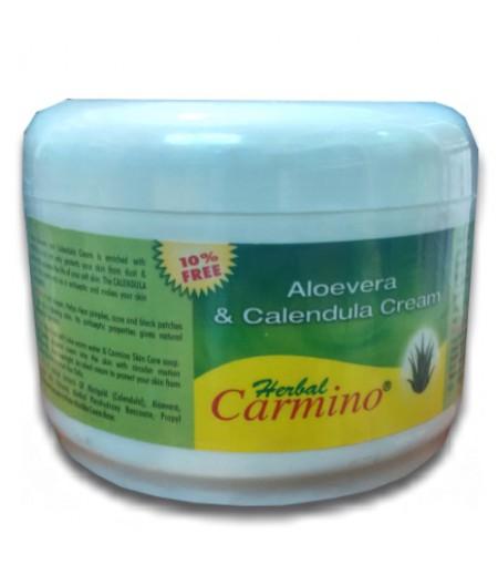 Carmino Aloevera Cream (550 g)