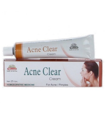 Acne Clear Cream