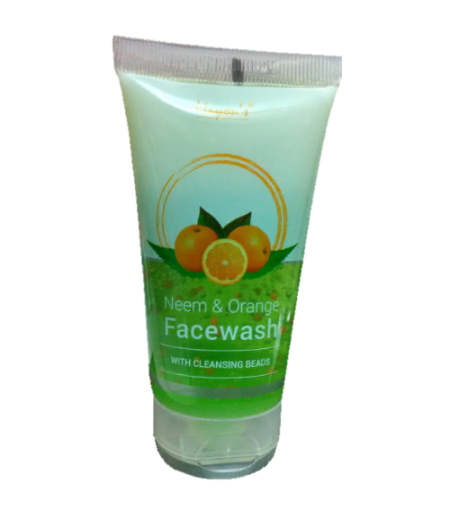 Mayons Neem And Orange Facewash (75 g)