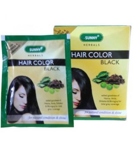 Herbal Hair Color - Black