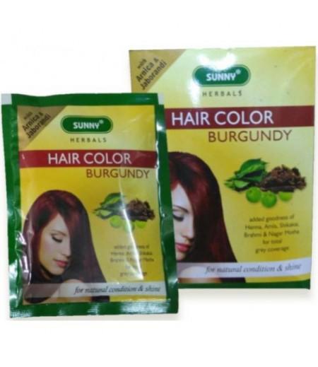 Herbal Hair Color - Burgundy