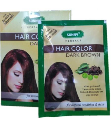 Herbal Hair Color - Dark Brown