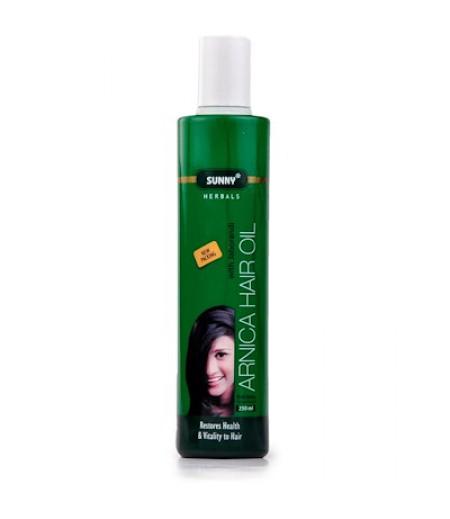 Arnica Hair Oil - BDPL (250 ml)