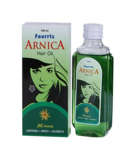 Arnica Hair Oil - Fourrts