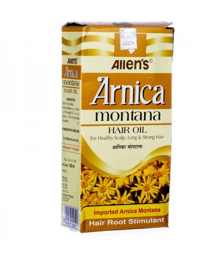 Arnica Montana Hair Oil (100 ml)