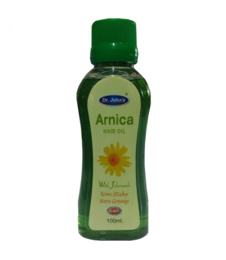 Arnica Hair Oil - Dr. John's (100 ml)