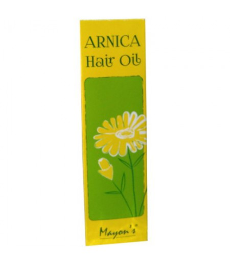 Arnica Hair Oil - Mayon's (100 ml)