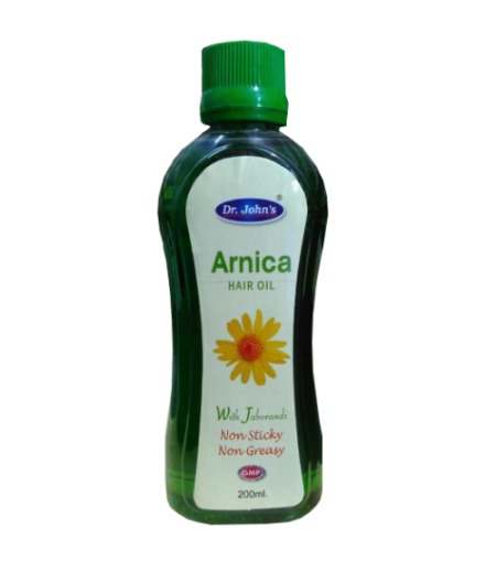 Arnica Hair Oil - Dr. John's (200 ml)