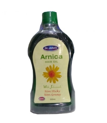 Arnica Hair Oil - Dr. John's (500 ml)
