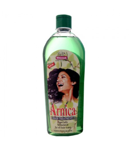 Arnica Hair Oil - Wheezal (100 ml)