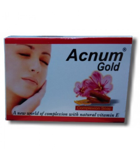 Acnum Gold Soap