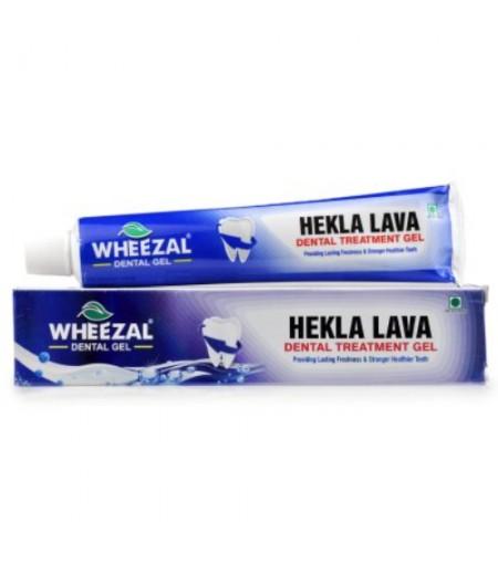 Hekla Lava Dental Cream