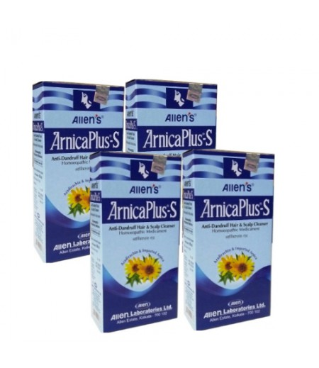 Arnica Plus-S  - Pack Of 4
