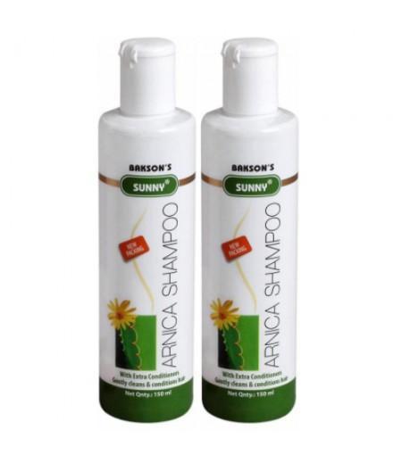 Arnica Shampoo - Pack Of 2