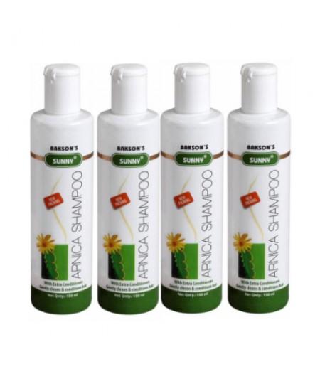Arnica Shampoo - Pack Of 4
