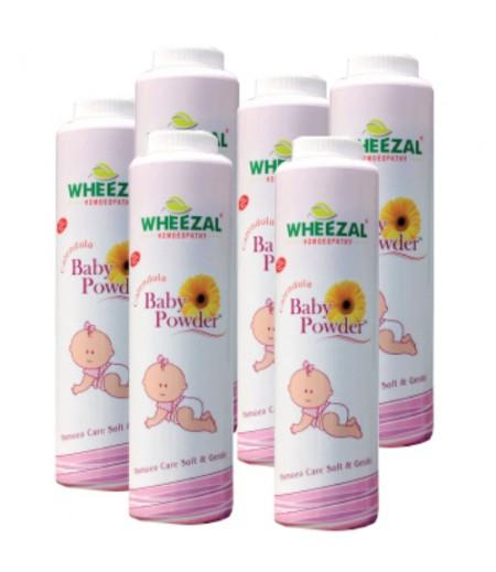 Calendula Baby Powder - Pack Of 6