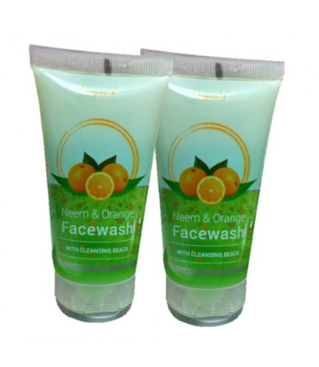 Mayons Neem And Orange Facewash  - Pack Of 2