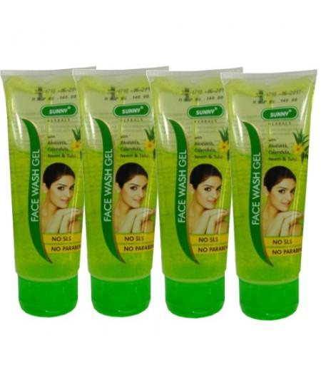 Face Wash Gel - Pack Of 4