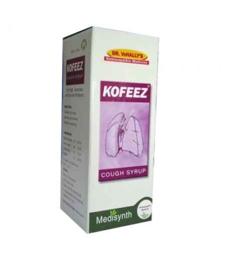 Kofeez Syrup (125 ml)