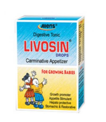 Livosin Drops (30 ml)