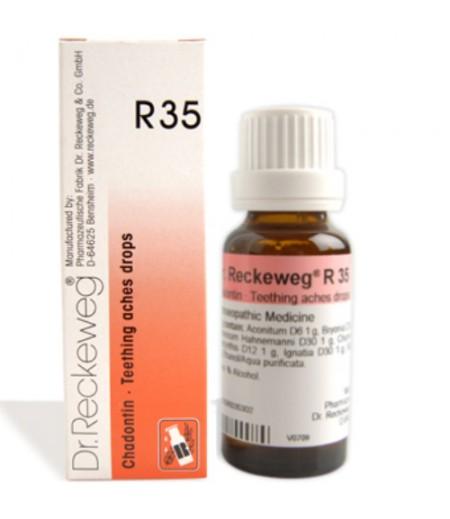 R35 - Teething Aches Drops ( 22 ml)