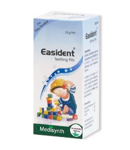 Easident Teething Pills
