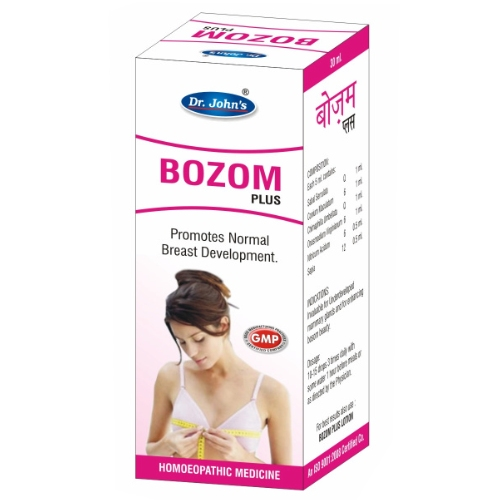Bozom Plus Drops (30 ml)
