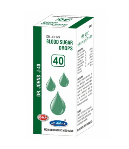 J40 - Diabetes Drops (30 ml)