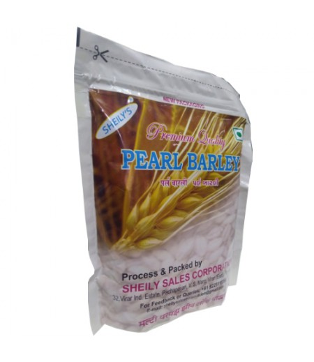 Sheily's Pearl Barley