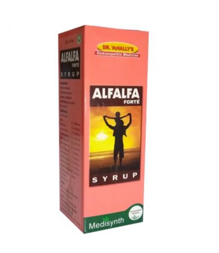 Alfalfa Forte Syrup (125 ml)
