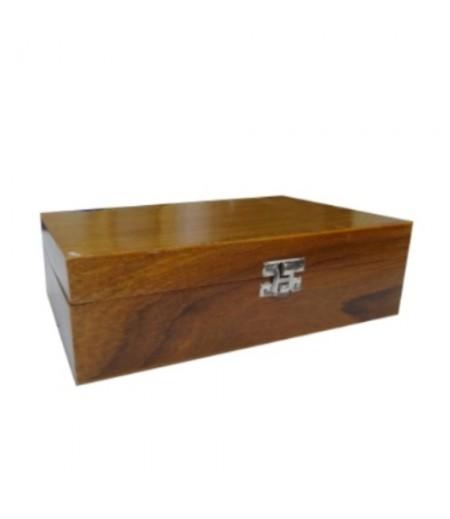 60 Bottles Wooden Box (2 Dram)