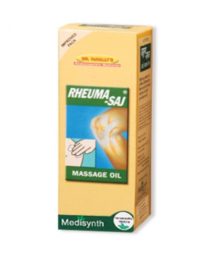Rheuma-Saj Massage Oil (60 ml)