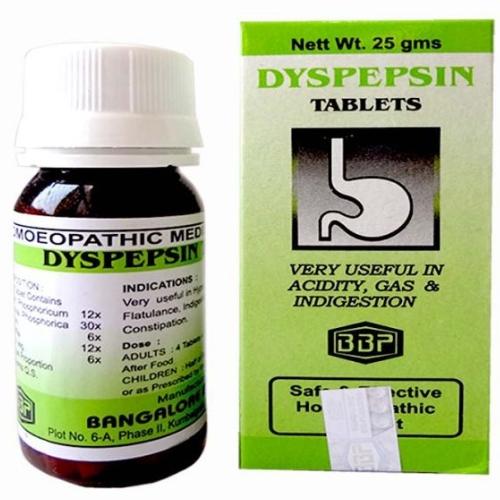 Dyspepsin Tablets (25 g)