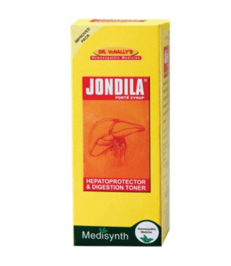 Jondila Forte Syrup (125 ml)