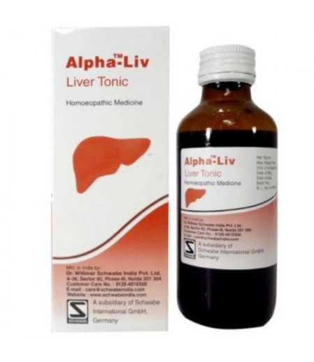 Alpha Liv (100 ml)