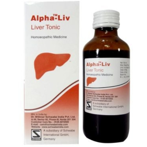 Alpha Liv is used during slow liver functions, fatty liver