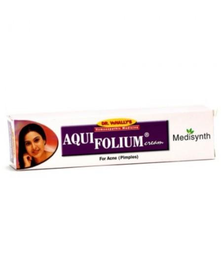 Aquifolium Cream