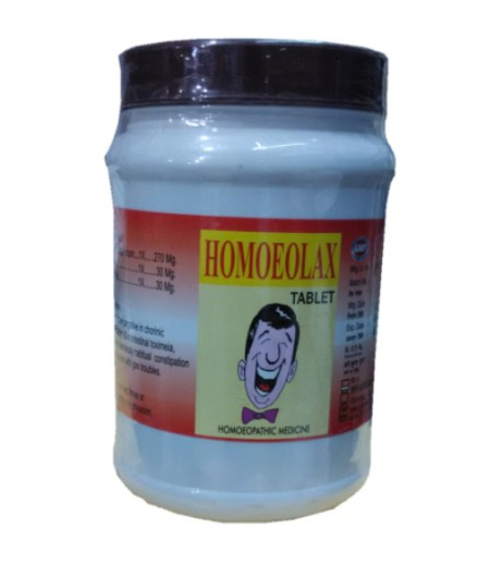 Homoeolax Tablet (450 g)