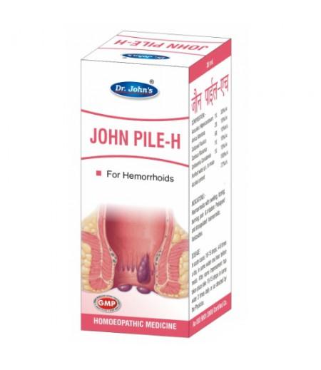 John Pile-H (30 ml)