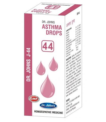 J44 - Asthma Drops (30 ml)