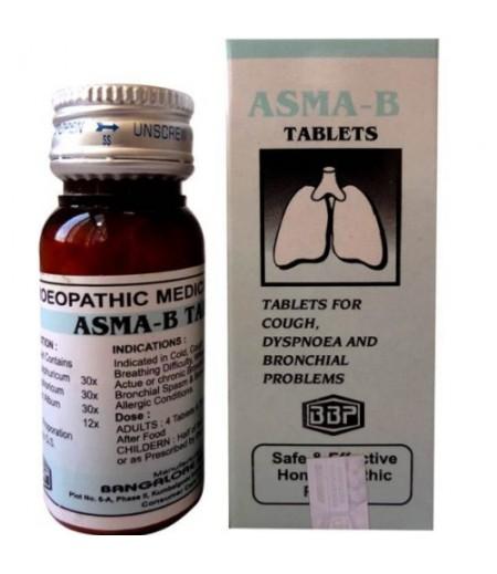 Asma-B Tablets (25 g)