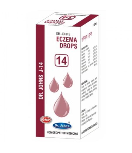 J14 - Eczema Drops (30 ml)