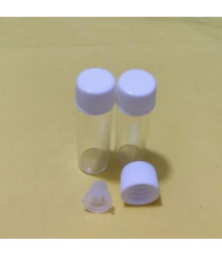 1 Dram - 5ml - Screw Neck - Glass Bottles