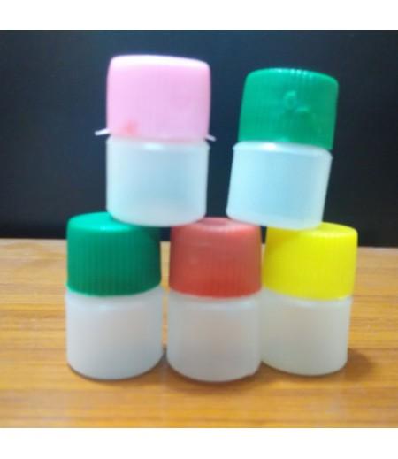 1-4 Dram - Plastic Bottles